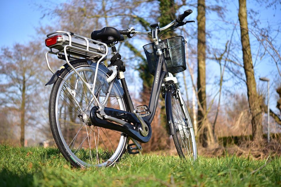 Door de knieën voor een E-bike?