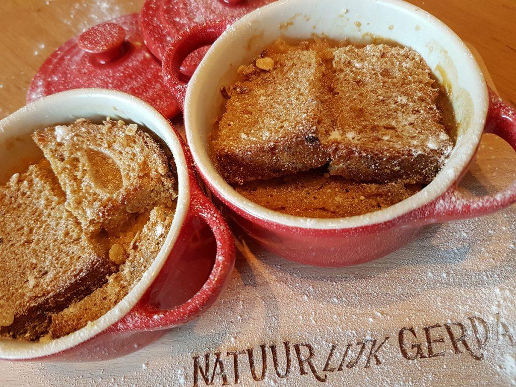 Gerdas ovenheerlijke broodpudding