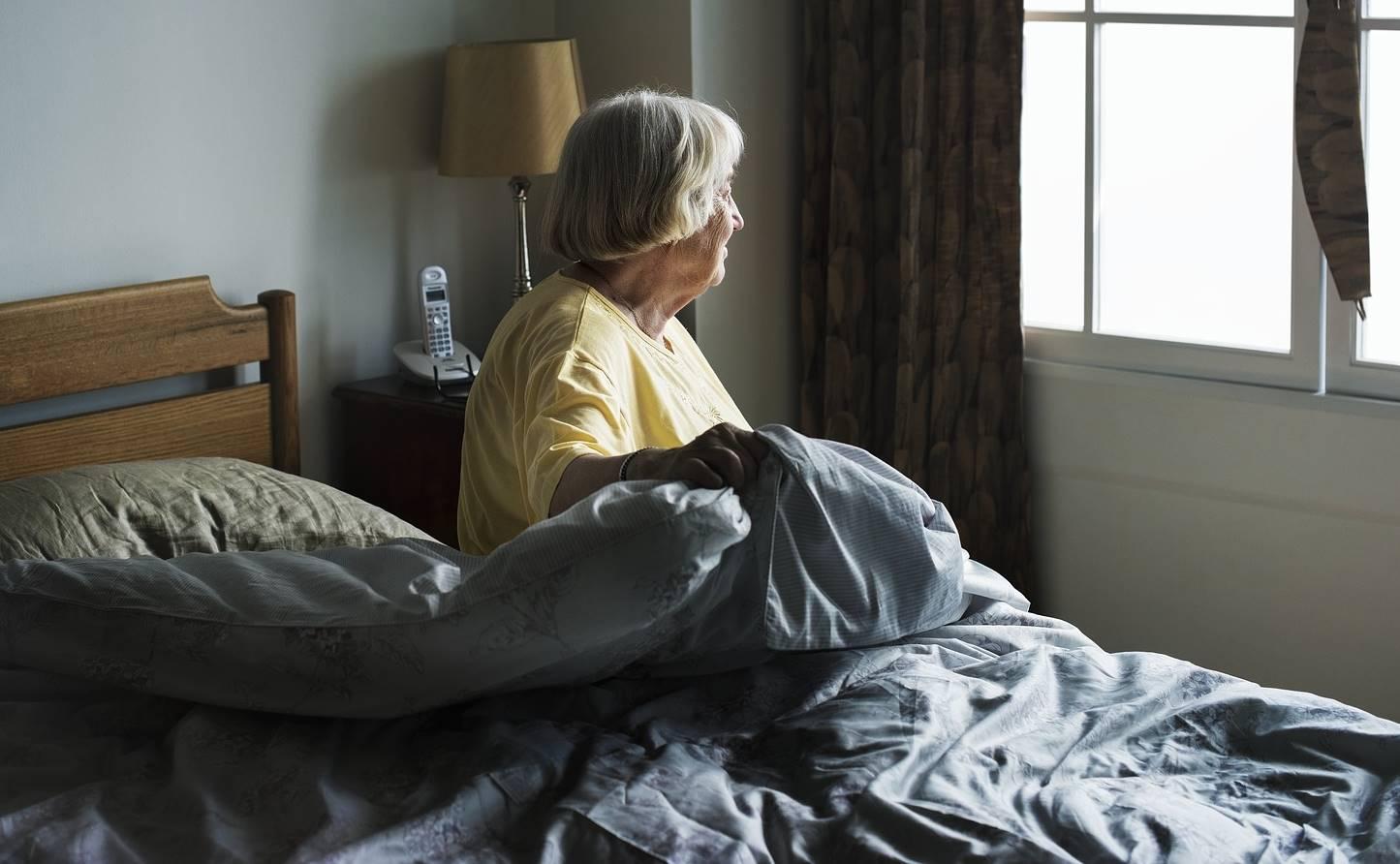 Praten over eenzaamheid taboe onder ouderen
