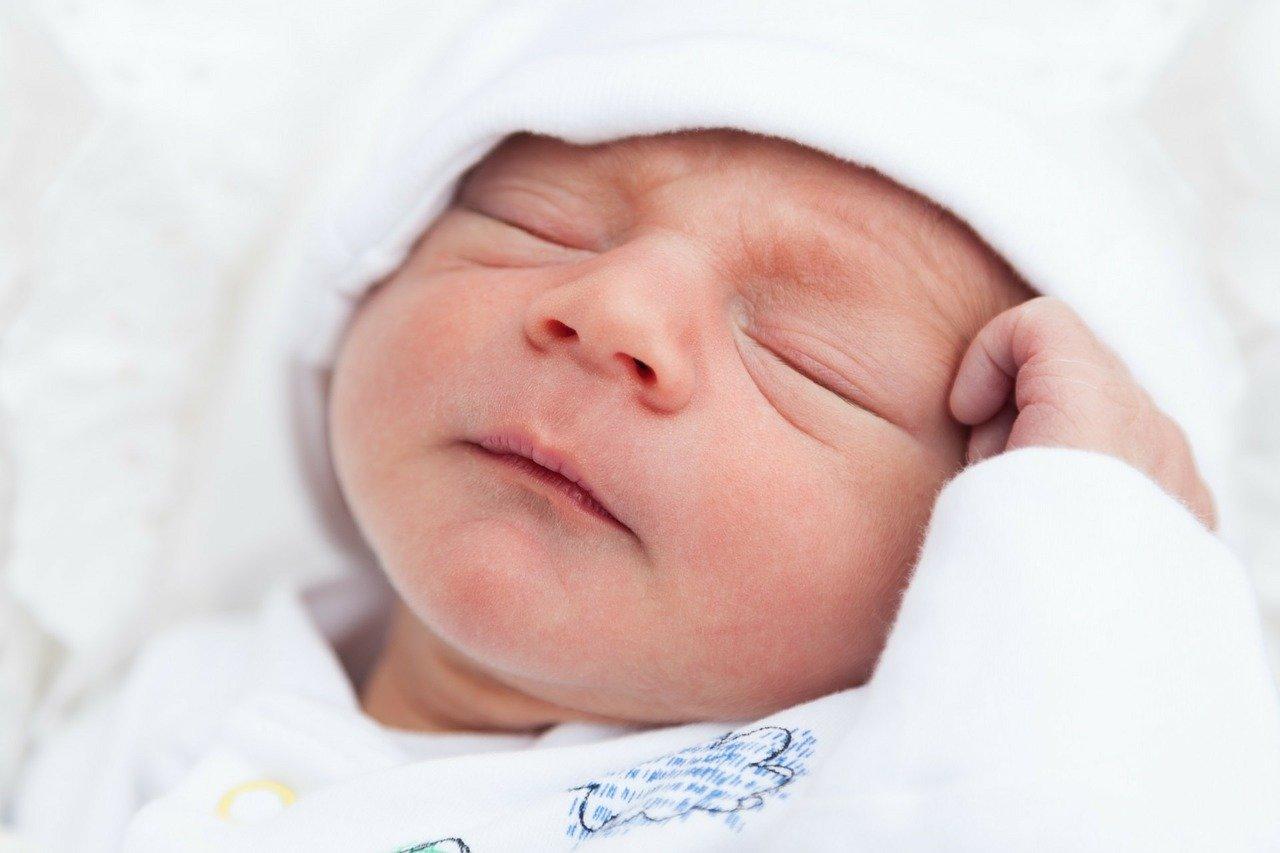 Baby's kregen in 2019 het vaakst de namen Noah en Emma