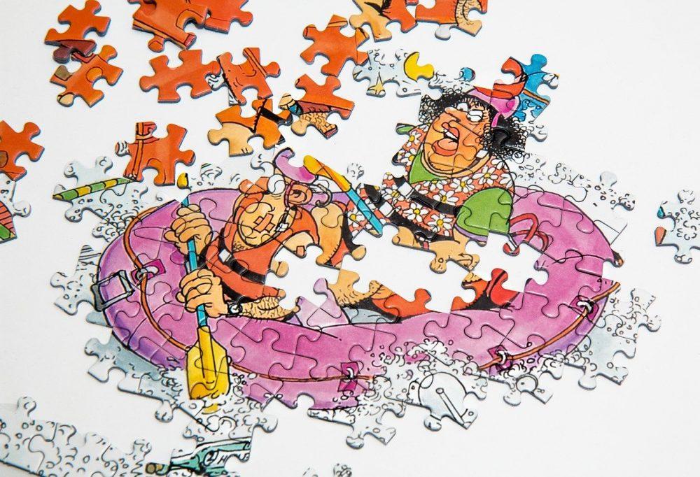 Hoe we ons door de crisis heen puzzelen
