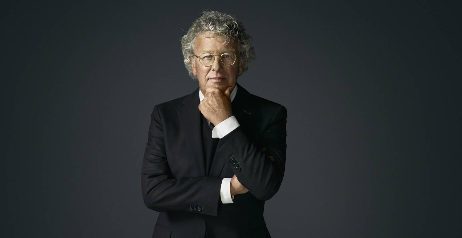 Jan des Bouvrie was de nummer één creatieve professional van Nederland
