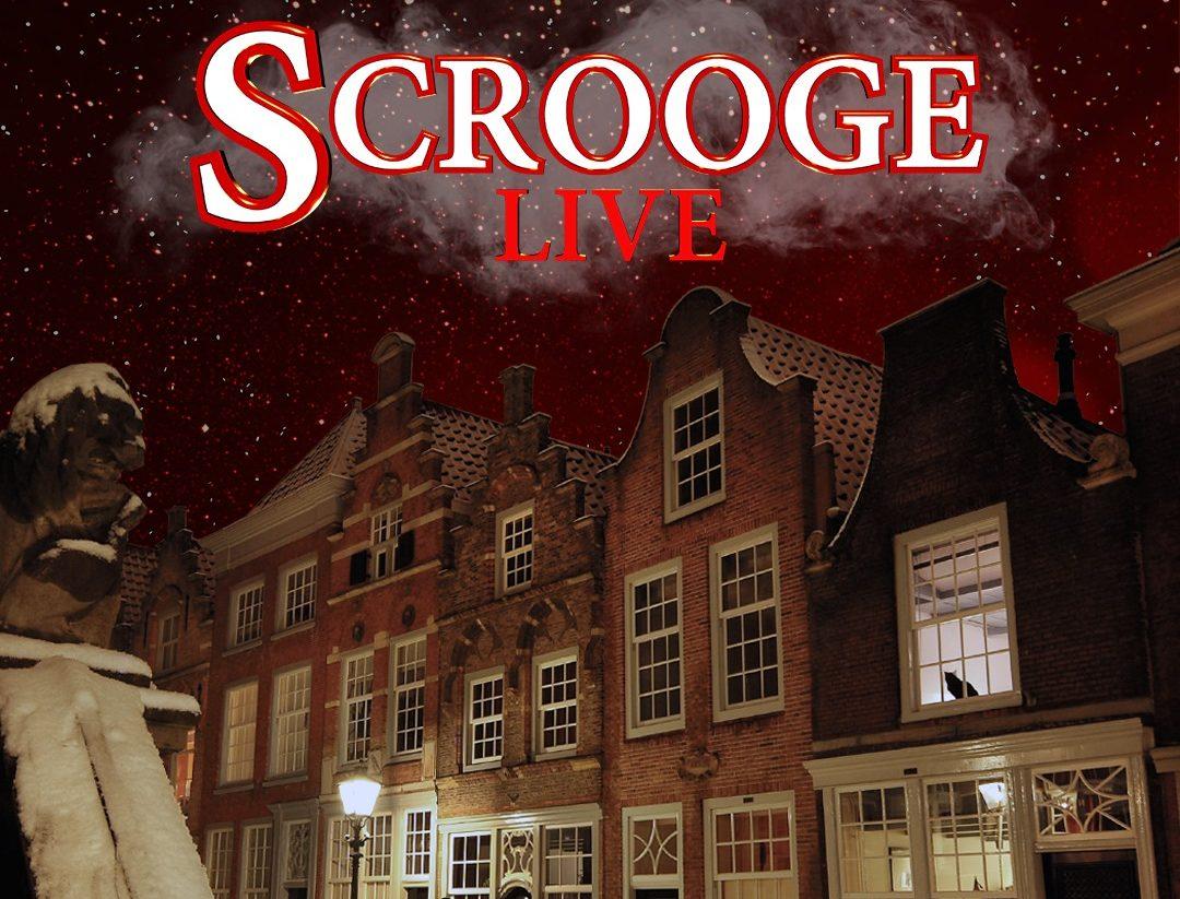 Omroep MAX komt in december met televisiespektakel Scrooge Live